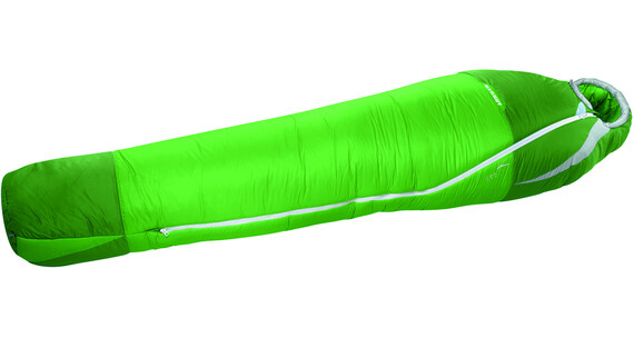 Mammut Kompakt MTI 3-Season Sleeping Bag 195cm sherwood/dark spring